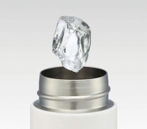 超小型ボトル:保温・保冷の持続時間は6時間が目安