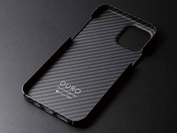 「Deff Ultra Slim&Light Case DURO」シリーズ