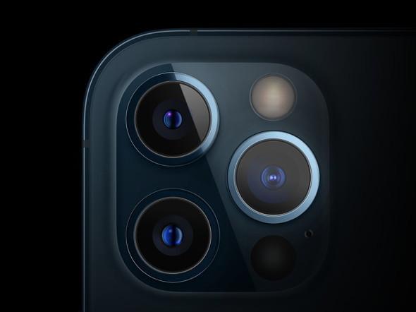 「iPhone 12 Pro」のカメラ