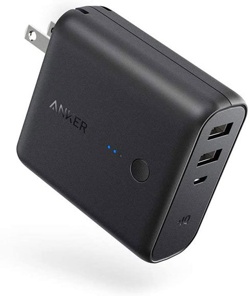 「Anker PowerCore Fusion 5000」