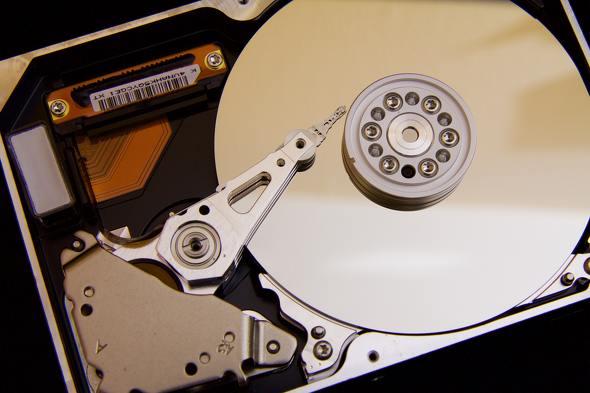 NASキットの保存容量は用意したHDDの最大容量で変わります