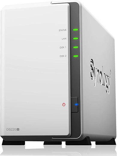 Synology「DiskStation DS220j/JP」