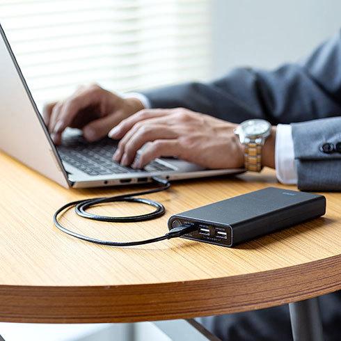 「モバイルバッテリー」USB Type-C対応の2万mAhクラスおすすめ3選【2020年最新版】