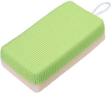 お風呂掃除用品:スポンジは素材とハンドルの有無をチェック