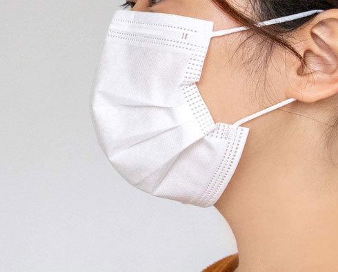 まとめ買い向けマスク:プリーツタイプか、立体タイプか