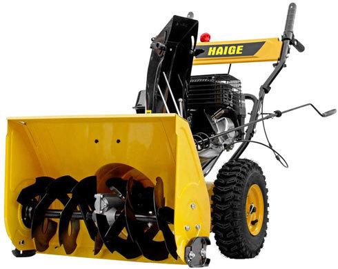 「除雪機 エンジン式 自走式 HG-K25」