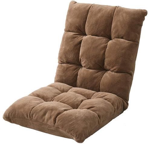「座椅子 あったか素材 IMZS-50」