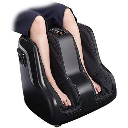 マッサージ用品:足をほぐすなら「フットマッサージャー」