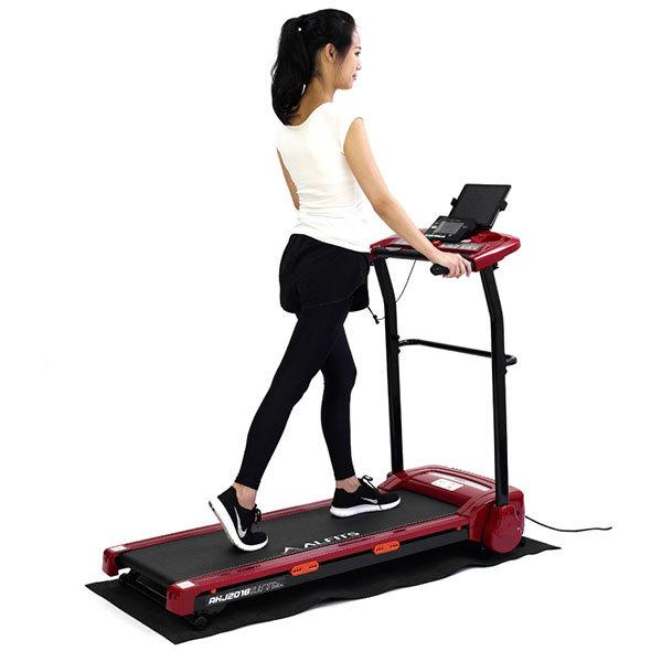 ウォーキングやジョギング、ランニングは運動の基本(出典:アルインコ ジョギングマシン 製品情報ページ)