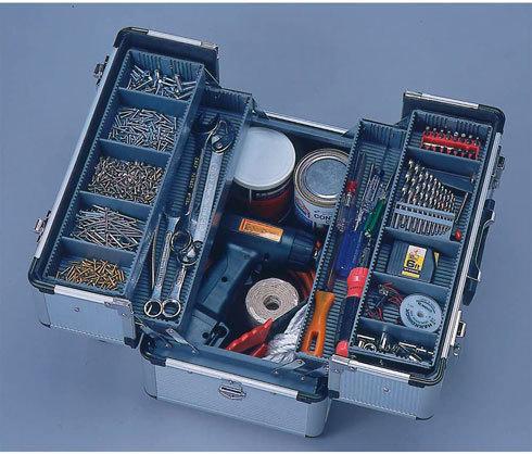 工具箱:持ち運ぶなら「ボックスタイプ」か「バッグタイプ」