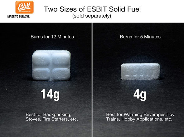 タブレット型固形燃料