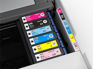 6色インクのエプソン「EP-883AW」