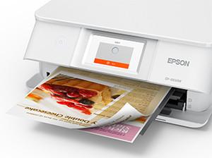 「EP-883AW」の自動両面印刷機能