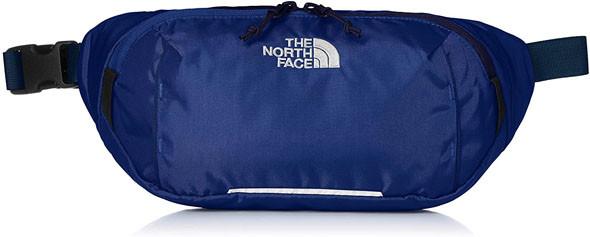 ノースフェイスのウエストバッグ