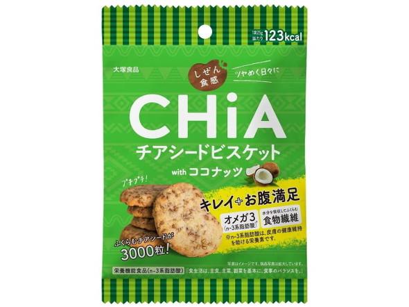 しぜん食感 CHiA ココナッツ