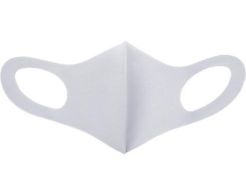 洗えるマスク:吸水速乾性を重視するならポリエステル素材