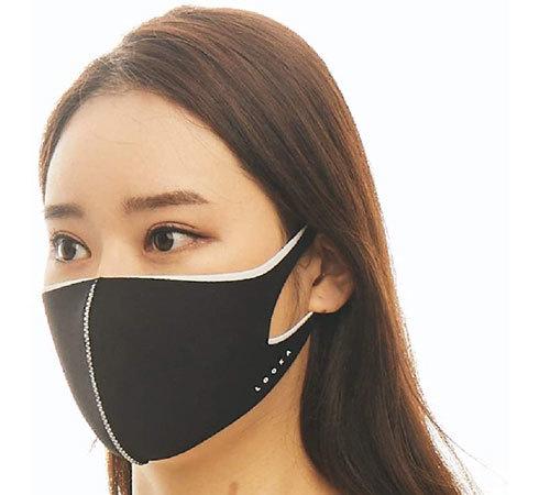 「デュアル デザイン マスク」