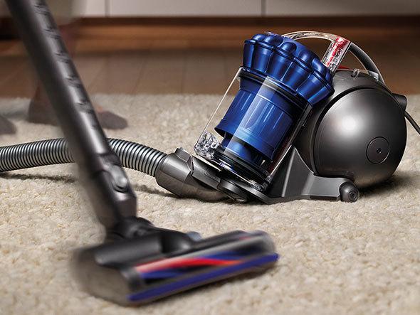 キャニスター型の掃除機は、ダイソンからも販売されています。「Dyson V4 Digital Absolute(CY29 ABL)」