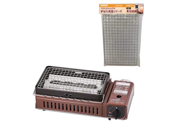 イワタニ(Iwatani) カセットガス 炉ばた焼器 炙りや