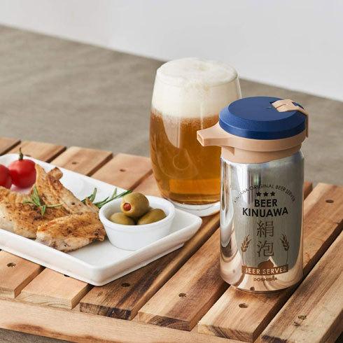 「缶ビール用ビールサーバー」おすすめ5選 いつでも手軽にきめ細かい泡が作れる【2021年最新版】
