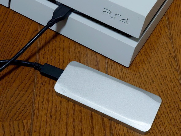 PS4接続