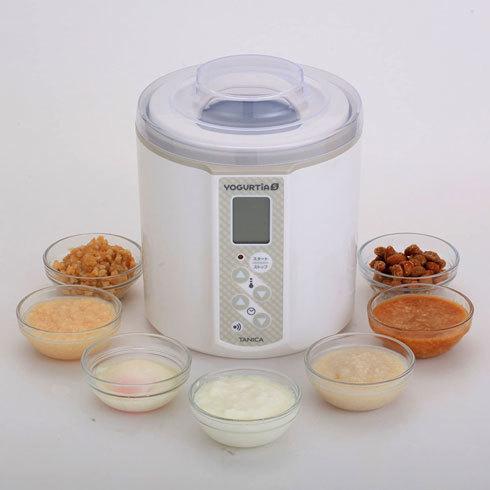 ヨーグルトメーカー:塩こうじ、甘酒などいろいろ作りたいなら「専用容器タイプ」