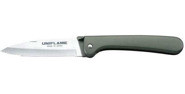 ユニフレーム(UNIFLAME) ギザ刃キャンプナイフ