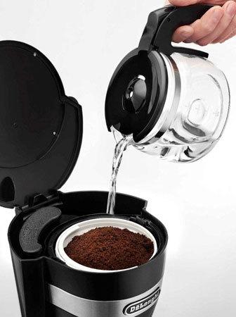 コーヒーメーカー:コーヒーの味わいに影響するフィルター