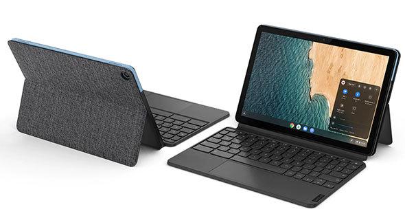 レノボ「Lenovo IdeaPad Duet Chromebook」
