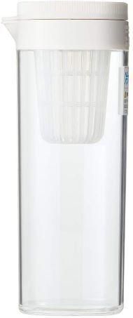 無印良品「アクリル冷水筒 ドアポケットタイプ/冷水専用約1L」