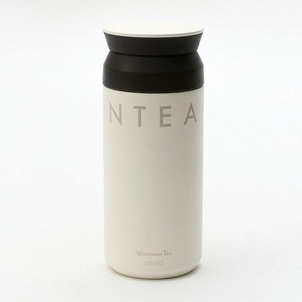 Afternoon Tea LIVING(アフタヌーンティー・リビング)「ロゴワークストラベルタンブラー」