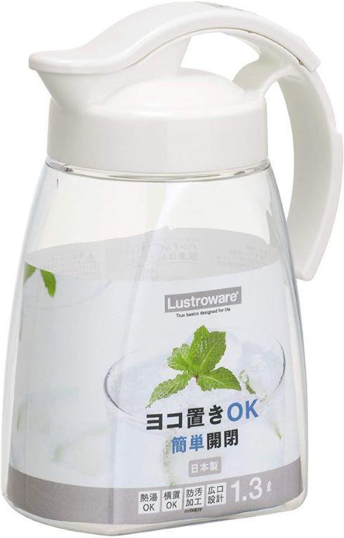 岩崎工業「ラストロウェア(Lustroware)冷水筒K-1261NW」