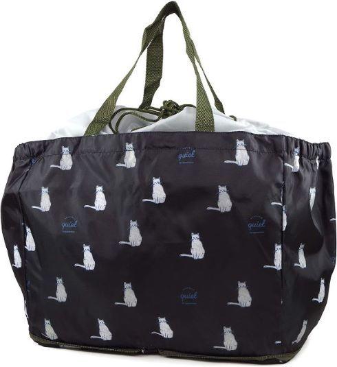 保冷タイプのアネス(Aness)「レジカゴに入る お買い物バッグ」