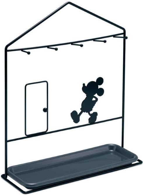 ベルメゾン「燕三条のスチール製キーフック(ミッキーマウス)」©Disney