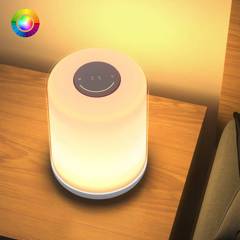 「タッチ式LEDナイトライト」