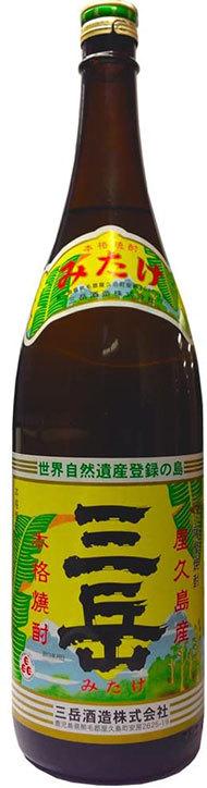 三岳酒造「三岳」