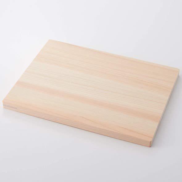 無印良品「ひのき調理板・薄型・小」