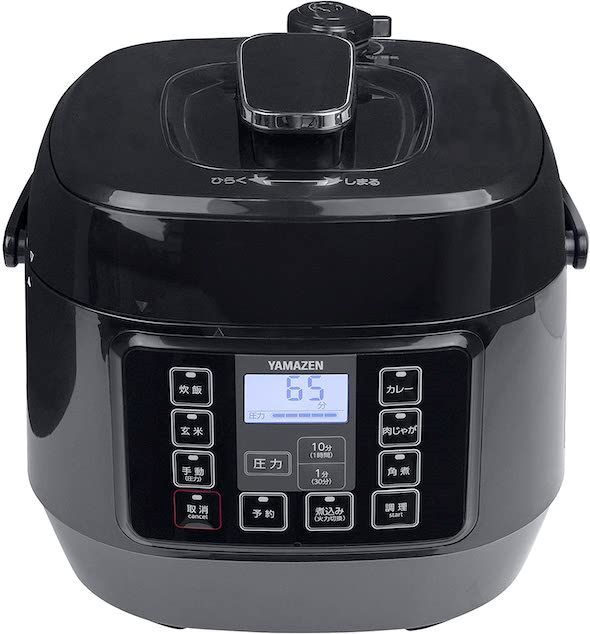 ALT山善「電気圧力鍋 EPCA-250M」