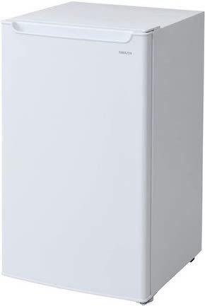 山善「冷凍庫 家庭用 YF-U60」