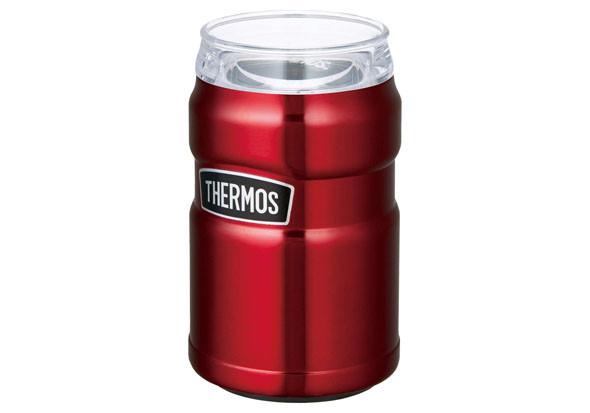 サーモス(THERMOS) アウトドアシリーズ 保冷缶ホルダー 350ml缶用