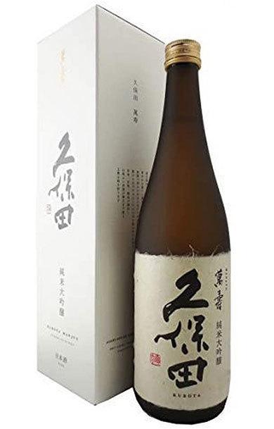 朝日酒造「久保田 萬寿」