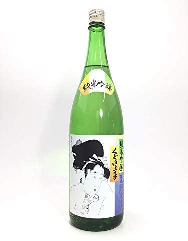 亀の井酒造「くどき上手 純米吟醸」