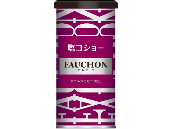 FAUCHON 缶入塩コショー