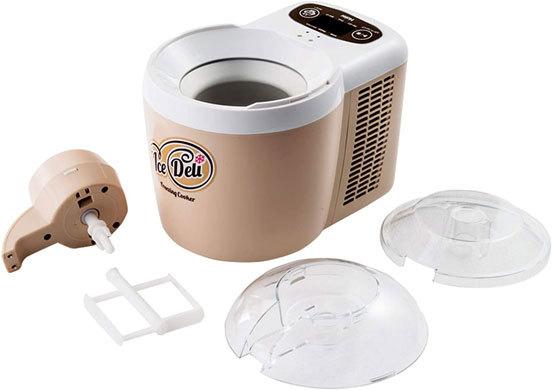 アイスクリームメーカー:サイズや洗いやすさをチェック