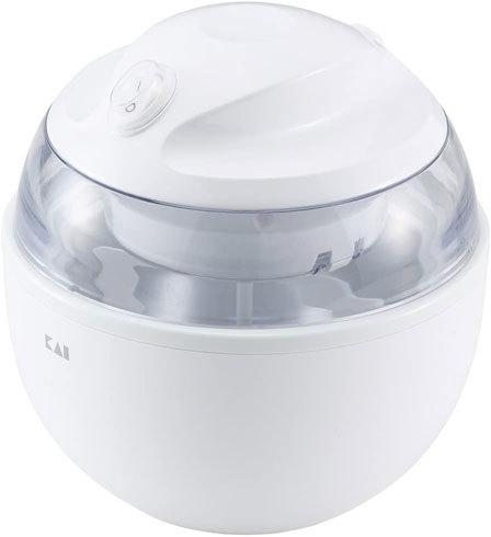 「アイスクリームメーカー ホワイト DL-5929」