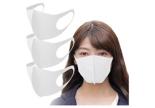 西川 洗えるマスク