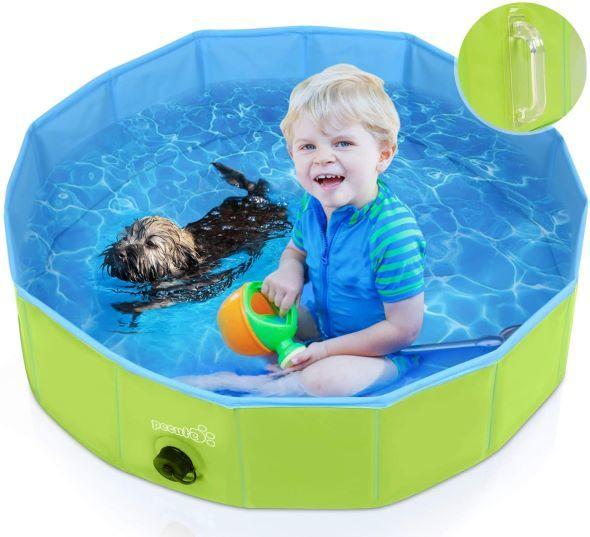 Pecute「折りたたみプール」