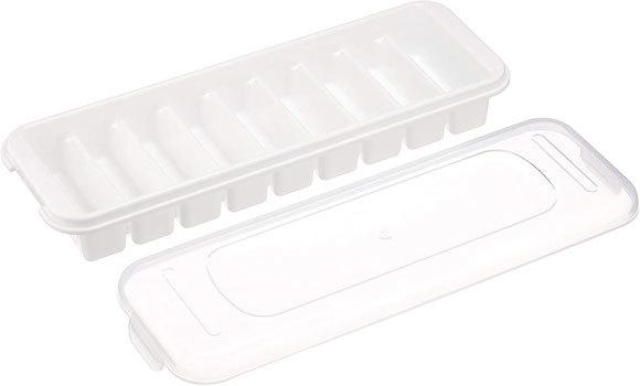 製氷皿:臭い移りが気になる場合は、ふた付きがおすすめ