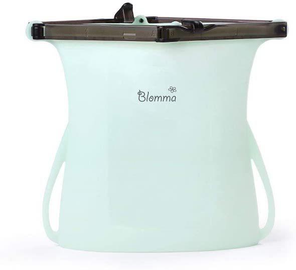 White Beauty「ブロンマ(Blomma)シリコーン食品保存バッグ」