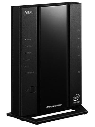 NEC「Aterm WX3000HP」